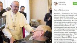 L'umanità ha molto da imparare dall'incontro tra Papa Francesco e Stephen