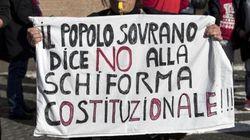Un referendum sulla sovranità nazionale, No al feudalesimo di Roma e di