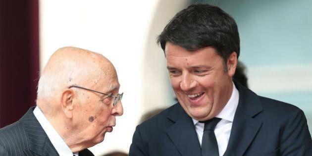 Referendum, Renzi e Napolitano parleranno sabato. Ma ai genitori di Taranto aveva chiesto il silenzio