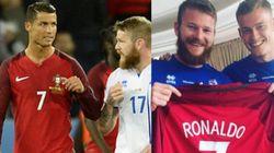 Cristiano Ronaldo gli negò la maglia. Ora i suoi compagni di squadra coronano il suo