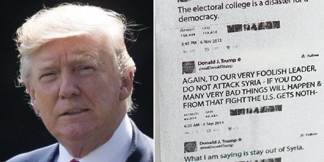 Su Amazon in vendita la carta igienica con i classici tweet di Donald