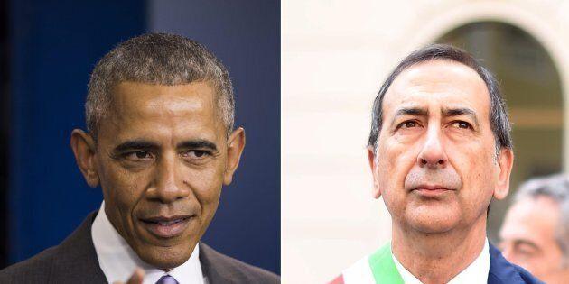 Barack Obama a Milano a maggio, il sindaco Beppe Sala: