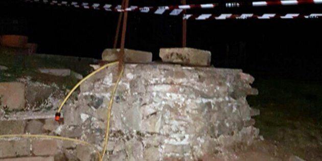 Il pozzo in cui era caduto il bimbo di 23 mesi a Velletri
