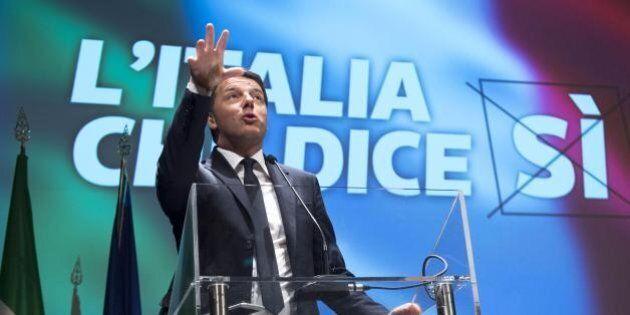 Referendum. Pressing su Matteo Renzi: non ti dimettere in caso di sconfitta. E lui per ora derubrica...