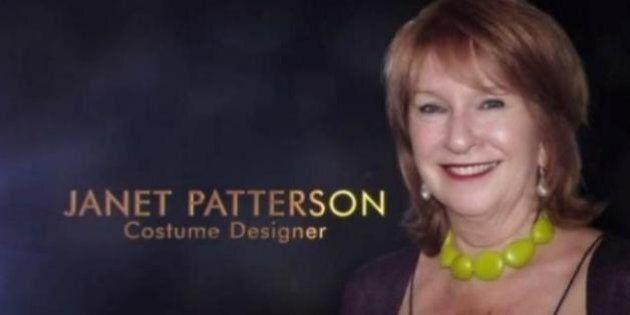 Oscar 2017, gli organizzatori ricordano la costumista defunta Janet Patterson, ma sullo schermo passa...
