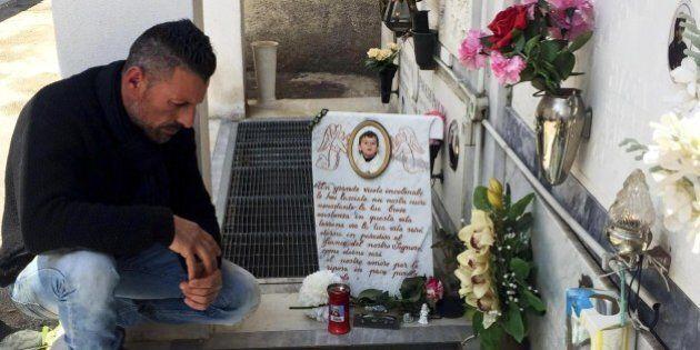 Antonio Giglio, la madre è accusata di omicidio