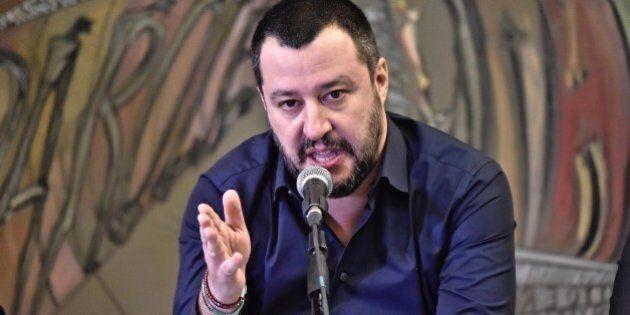 Matteo Salvini contro Silvio Berlusconi:
