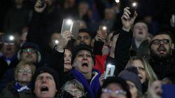 I tifosi del Leicester omaggiano Ranieri: il coro per King Claudio è