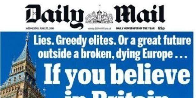 Brexit, stampa inglese divisa. Si accende lo scontro a suon di editoriali. Dal Daily al Guardian, le...