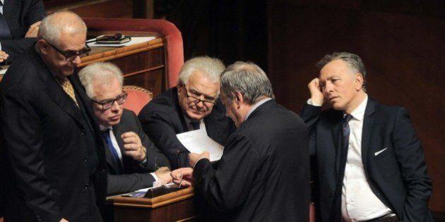 Terrorismo, Governo va sotto al Senato. I parlamentari di Ala e Ap votano contro e danno un segnale a...