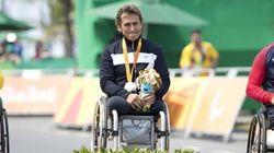 Alex Zanardi, l'oro in testa, nel cuore,