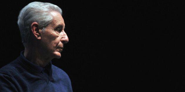 LIVORNO, ITALY - JUNE 28: Italian jurist and politician Stefano Rodotà attend the Emergency National...