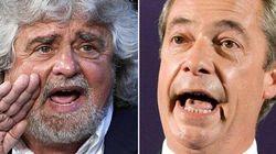M5s scarica Farage: