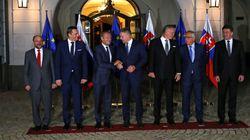 A Bratislava lo scontro tra paesi di Visegrad e paesi