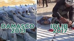 Damasco 2013-Idlib 2017: in Siria la storia si