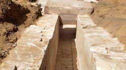 Scoperta una piramide in Egitto: risale a circa 3700 anni