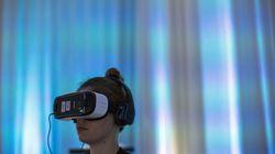 Dentro una grotta virtuale per ritrovare equilibrio e