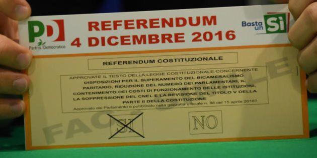 Perché il 4 dicembre voterò