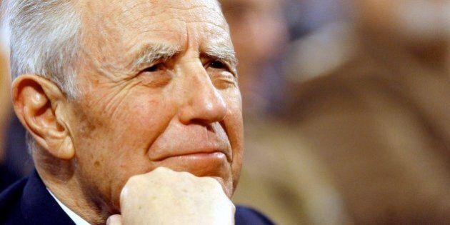 Carlo Azeglio Ciampi, quella lacrima per il primo euro coniato dalla