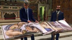Grazie a questi tre mega volumi sarà possibile conoscere ogni dettaglio della Cappella