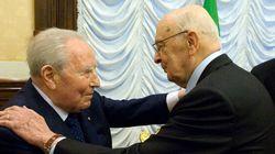 Napolitano ricorda Ciampi: