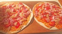 Non fate mai come il premier della Nuova Zelanda che promuove la pizza con spaghetti in