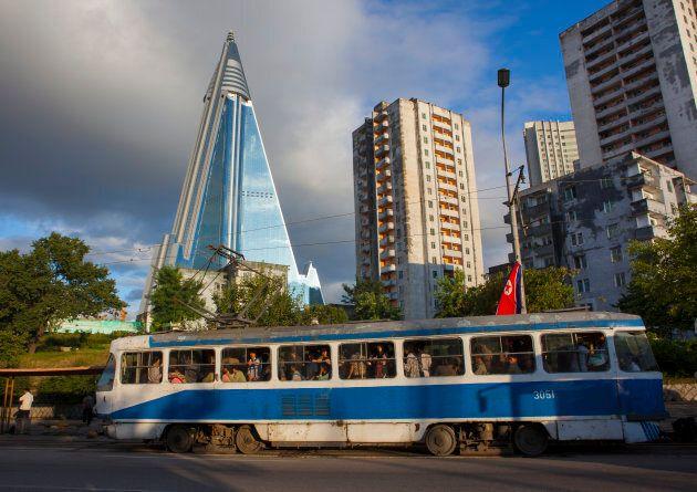 In Corea del Nord c'è l'hotel peggiore del mondo, nessun cliente in 30
