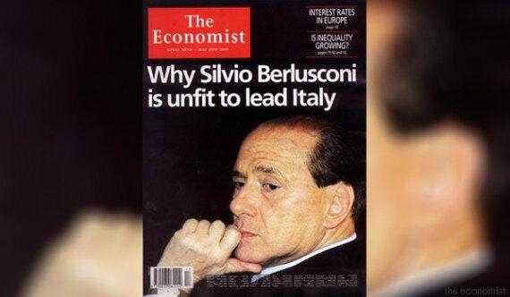 Silvio Berlusconi perde il ricorso contro L'Economist per la copertina del
