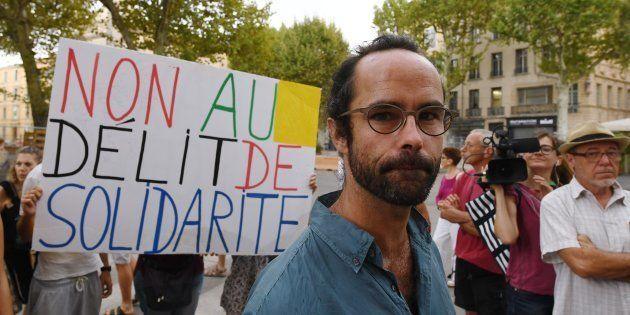Cedric Herrou condannato a 4 mesi in