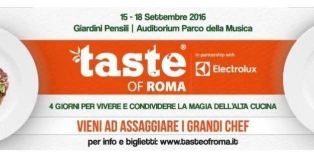Taste of Roma\', alta cucina a basso prezzo nei giardini dell ...