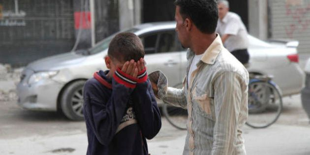 Le lacrime dei cittadini di Aleppo, una sconfitta per tutta la comunità