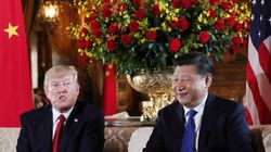 Donald Trump accoglie Xi Jinping:
