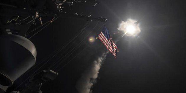 Bombardamento americano, quando la politica di potenza si salda con la