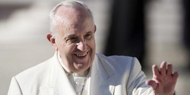 Papa Francesco alla rivista del Viminale: