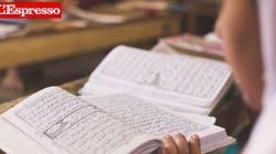 Pizza disciplina e corano: la scuola per diventare buoni