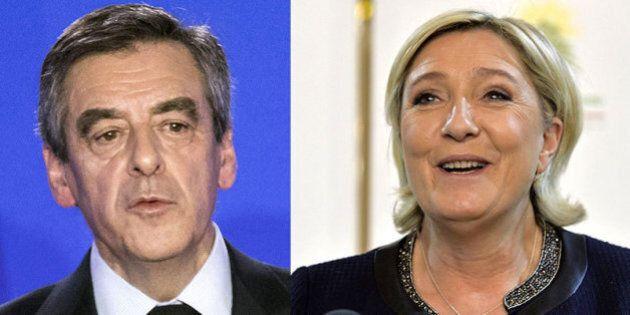 Stesso schema per Fillon e Le Pen indagati: vittimismo politico e accuse ai