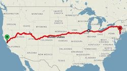 Il miglior itinerario in treno per vedere gli Stati Uniti più belli e autentici (a meno di 200