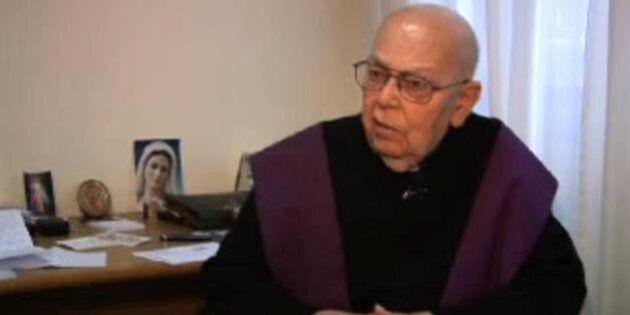 Ex operaio racconta l'esorcismo di Padre Amorth: