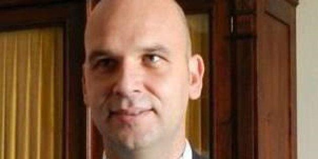 Un'immagine del sindaco di Licata, Angelo Cambiano, 10 maggio 2016. Angelo Cambiano, il sindaco anti-abusivi...