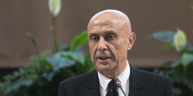 Marco Minniti manda rinforzi e tecnologie avanzate contro la mafia