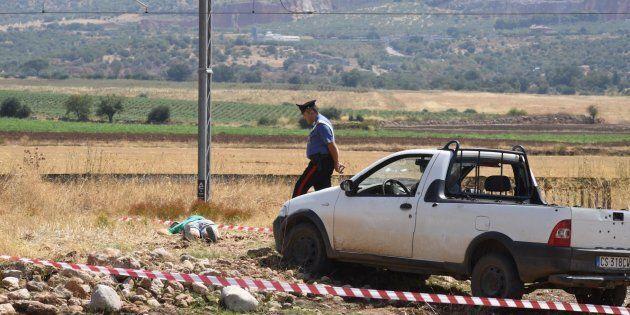 I due contadini testimoni dell'agguato sono stati inseguiti e ammazzati con