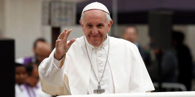 Papa Francesco conferma il suo viaggio al