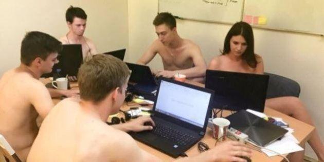 Bielorussia, i giovani nudi al lavoro. Tutto nasce dalle parole del presidente