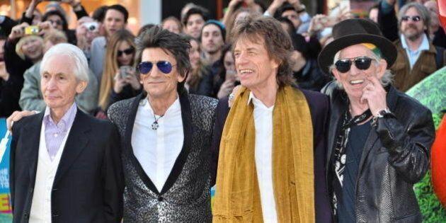 La pietra rotola ancora fortissimo, tornano i Rolling Stones per una lezione di