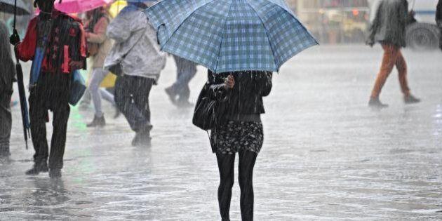 Meteo, dopo l'ondata di caldo tornano le piogge. Attese forti perturbazioni al Nord