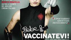 Bebe Vio in posa sulla copertina di Rolling Stone per un ottimo