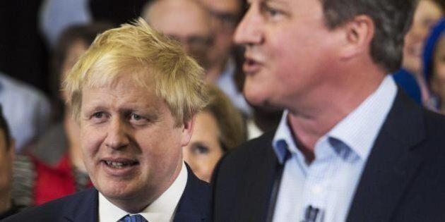 David Cameron, parte la faida nei Tory per il successore. Ma il primo ministro vuole sbarrare la strada...