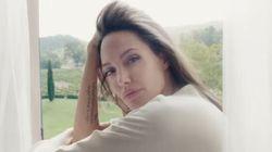 Angelina nello spot di Malick è una dea immersa nella natura della