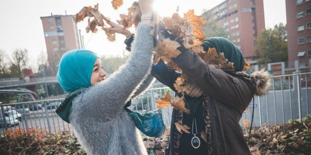 Queste 5 ragazze islamiche si sono ribellate perché vogliono vivere
