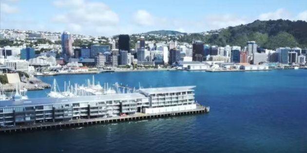 La Nuova Zelanda paga viaggio e soggiorno a Wellington per un colloquio di
